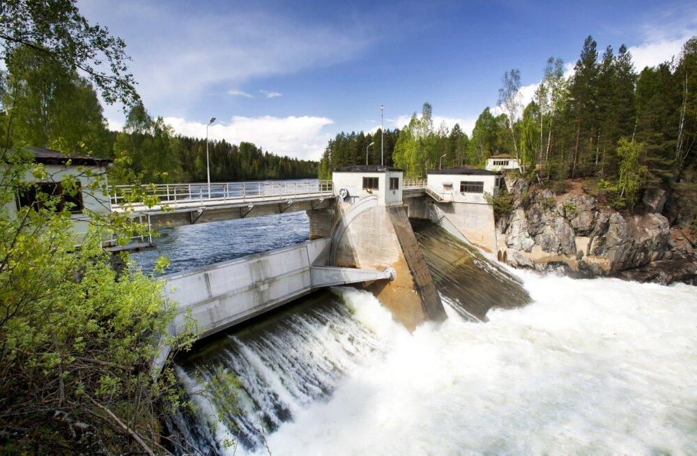 Talvine elektri hind sõltub Norra sügisvihmadest