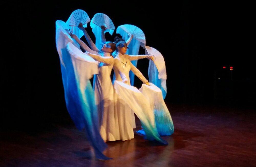 Кастинг-концерт: лучшие молодые танцоры Ида-Вирумаа выступят на 100-летии республики