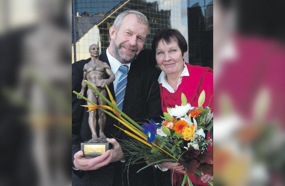 Aasta põllumehe tiitli võitis Valgamaa taluperemees Mati Nurm