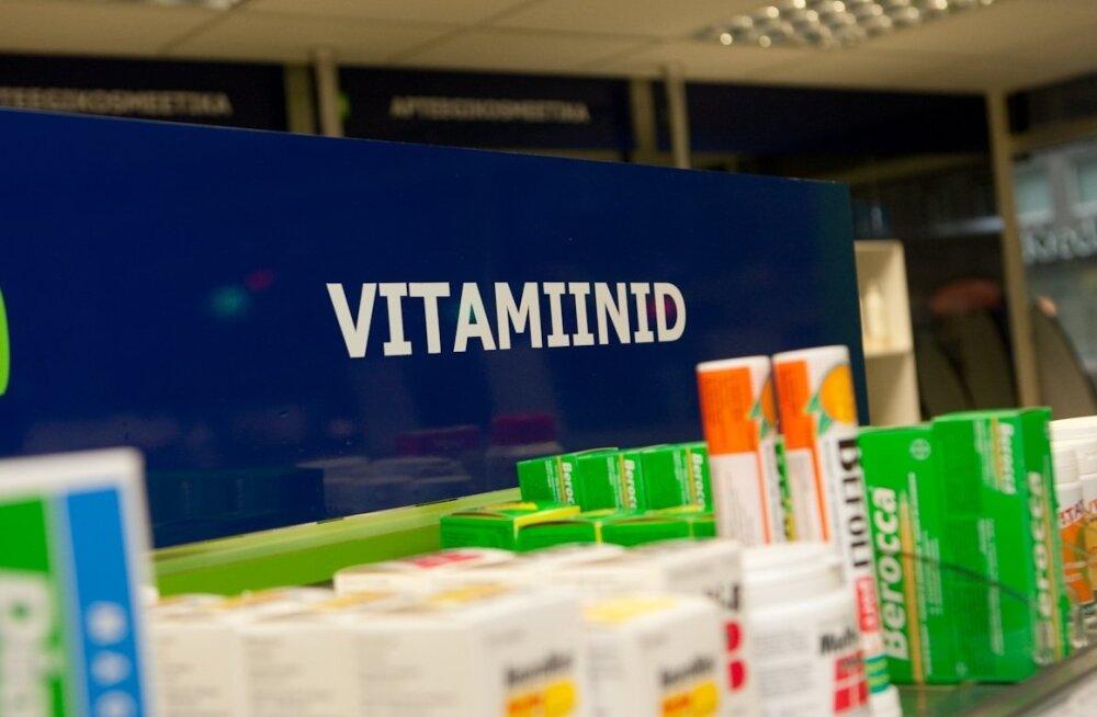 Vitamiinid