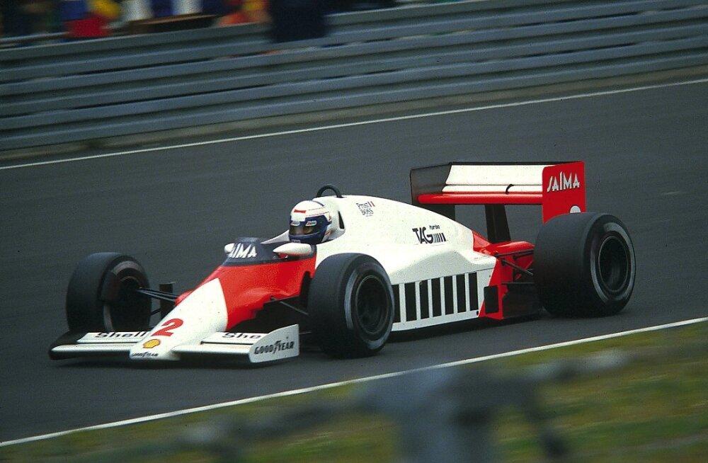 F1 aastal 1985: pika ootamise järel kihutas Alain Prost esimese maailmameistritiitlini