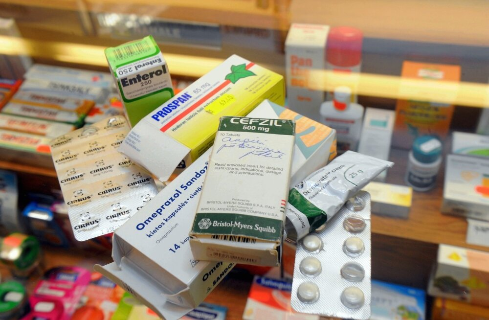 Retseptiravimid odavnevad alles siis, kui neid hulgi osta.