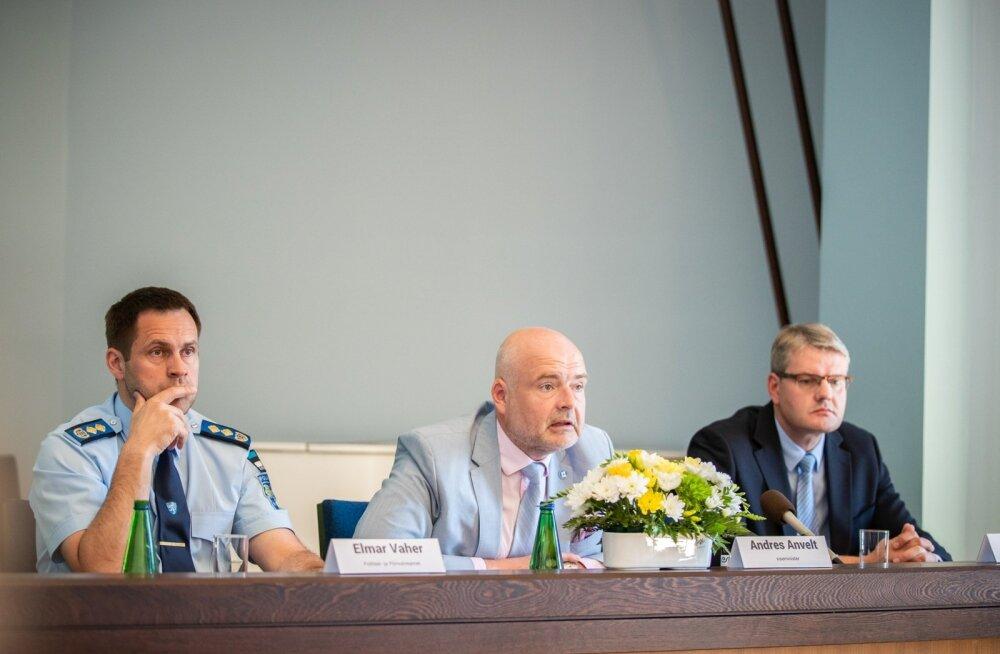 Eesti Vabariigi idapiiri väljaehitamise projekti auditi tutvustamine