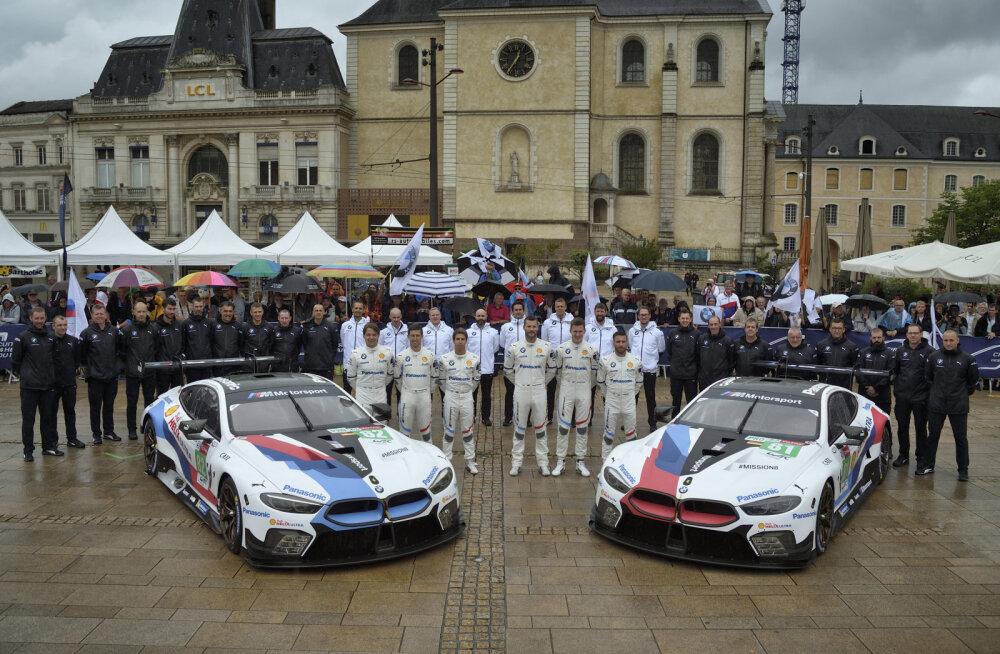 BMW müük kukkus järsult