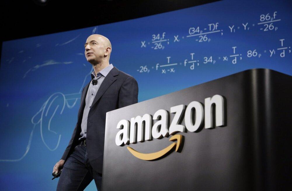 Tehnoloogiaettevõtted raporteerisid rajudest kasumitest. Kui rikas on nüüd maailma jõukaim mees?