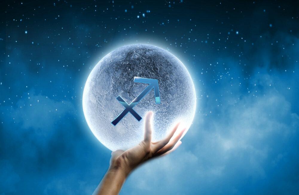 Tänane Kuu loomine Amburi märgis toob kaasa rahutu ja muutliku energia