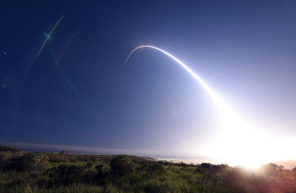 Minuteman III katsetus