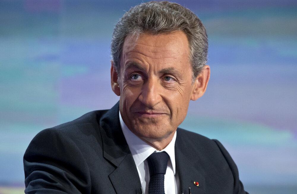 Экс-президента Франции Саркози приговорили к тюремному сроку