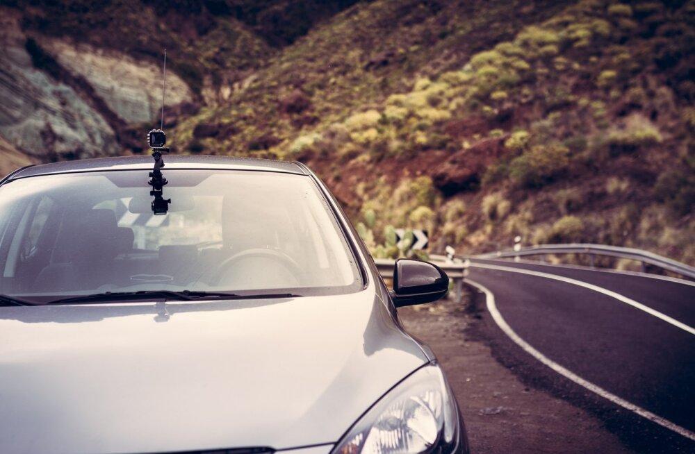 Kasvav trend: Eestis registreeritud sõidukid satuvad välismaal üha enam õnnetustesse