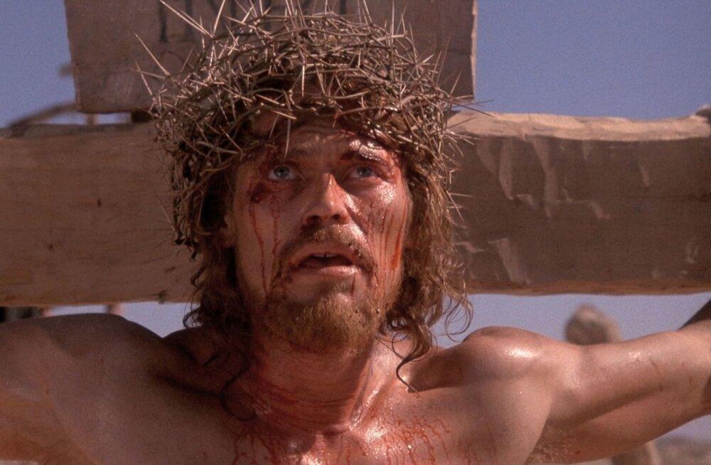 Jeesuse viimane kiusatus, Martin Scorsese, Last temptation of Christ, 1988