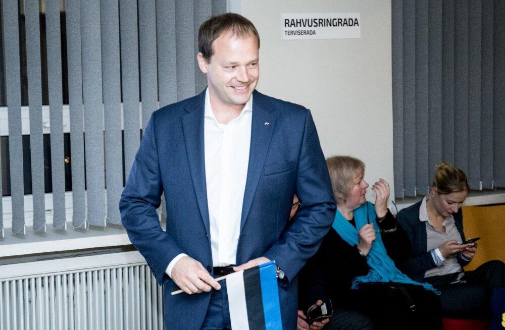 Tallinna linnapeakandidaatide debatt ERR