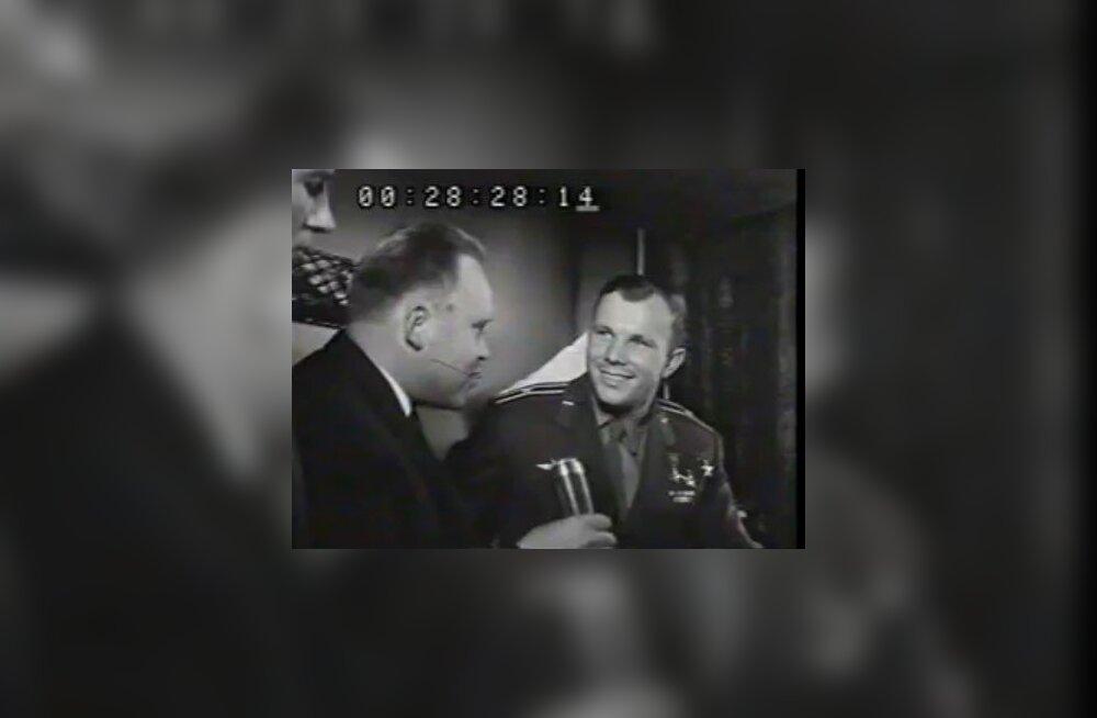 """Kosmonautika-eri: Miljoonasade ja """"Lenda, Juri Gagarin"""""""