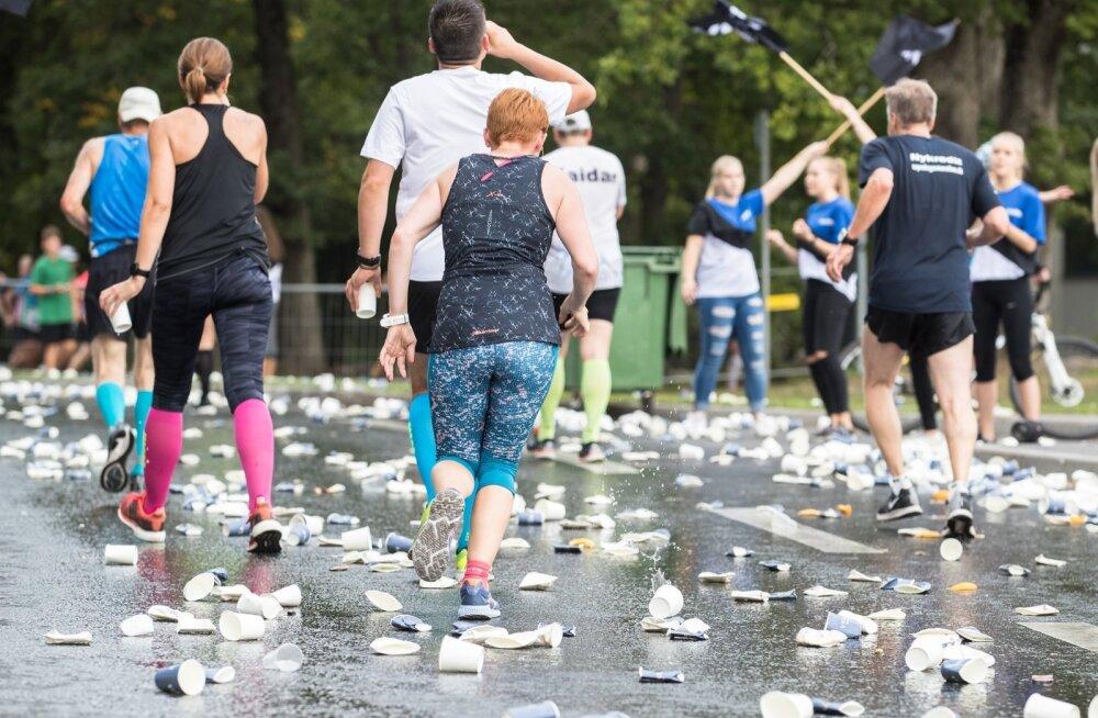 Keskkonnasõbrad soovivad, et sportlased näitaksid oma kliimasse suhtumisega eeskuju ja kannaksid kõneisikutena selle eest vastutust.