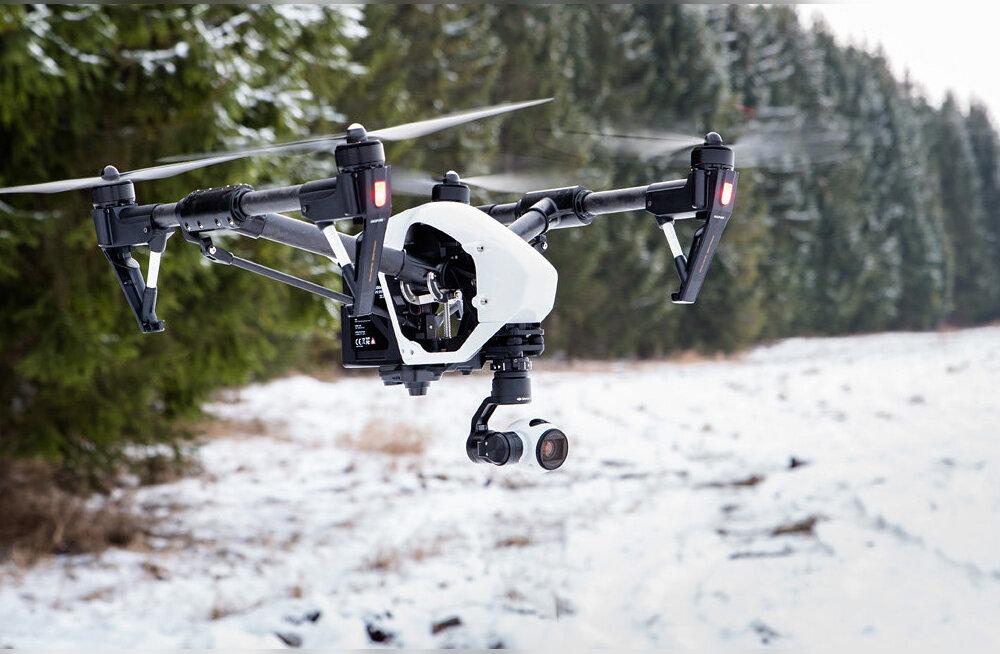 Droonifotograaf Kaupo Kalda: droonilennutamine külmaga – varustus ja nipid