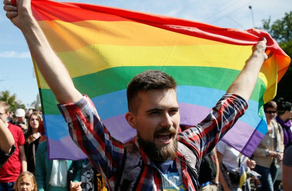 Видео гомосексуалистов в правительстве украины