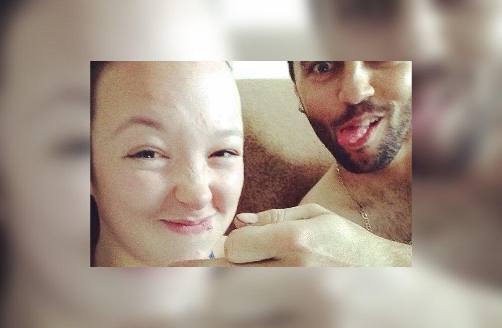 Выложили в instagram секс