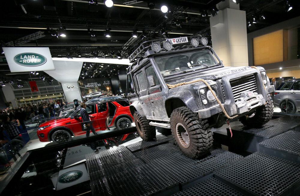 Puhka rahus, legend! Täna veeres tehasest välja viimane Land Rover Defender