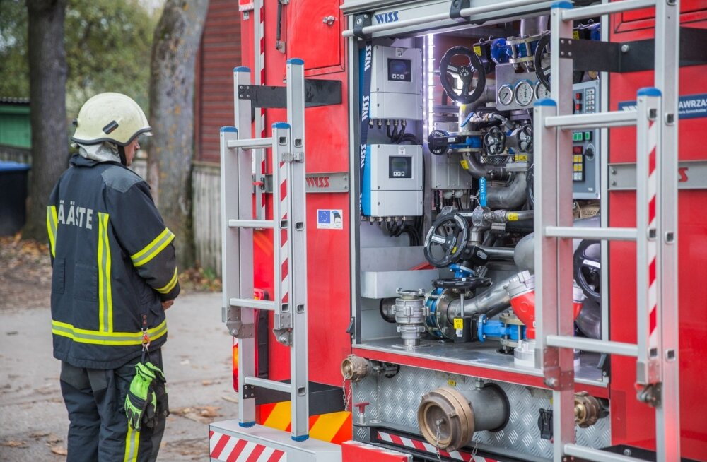 Отчеты по внутреннему контролю за пожарной безопасностью можно предоставить до конца марта