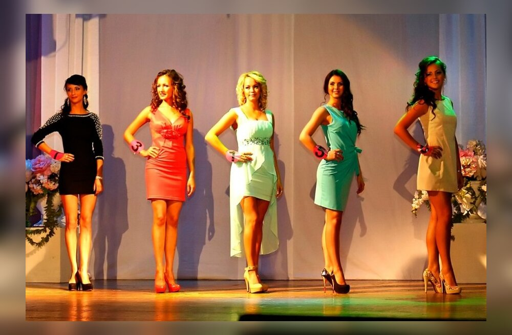 Miss Narva 2013 Finaal
