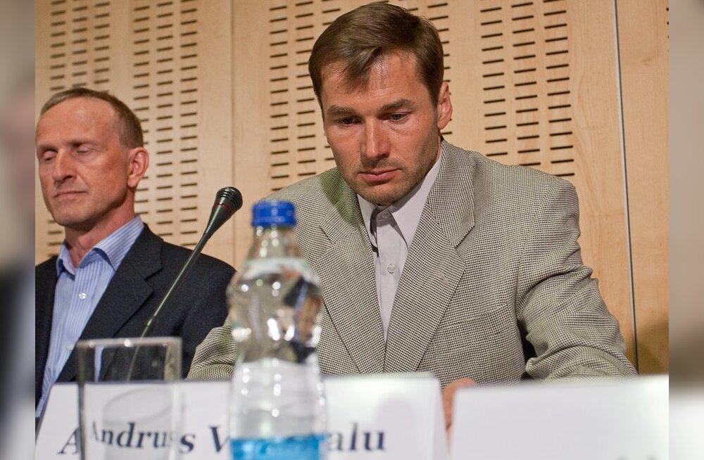 EOKi peasekretär: FIS lähtub sellest, et ei saa jääda kaotajaks