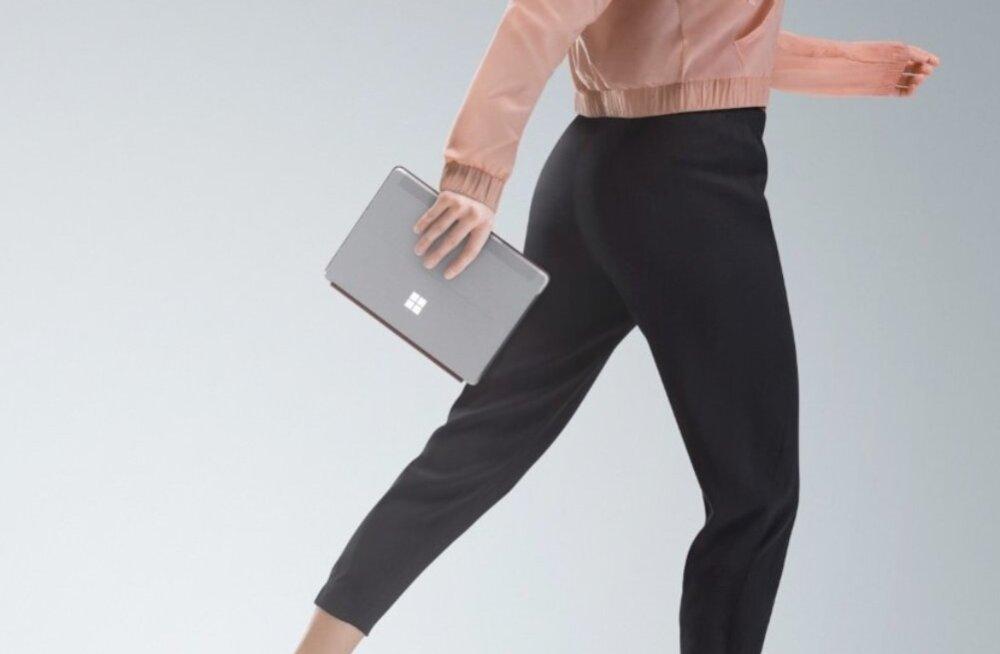 Surface Go: siit tuleb Microsofti seni väikseim ja odavaim tahvelarvuti