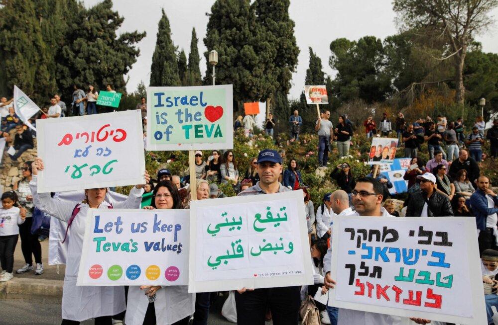 Iisraeli rahvusliku uhkusena tuntud ettevõte on sügavas kriisis