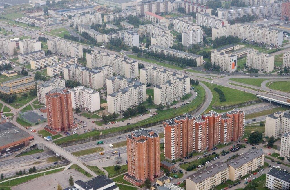 Miks on Tallinnas nii palju ruumilist ebavõrdsust? Kas Koplist saab uus Kalamaja ja milline võiks olla Lasnamäe tulevik?