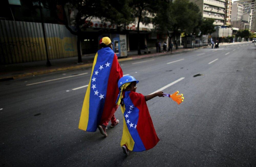 Venezuela olukord pole lihtsalt kriis