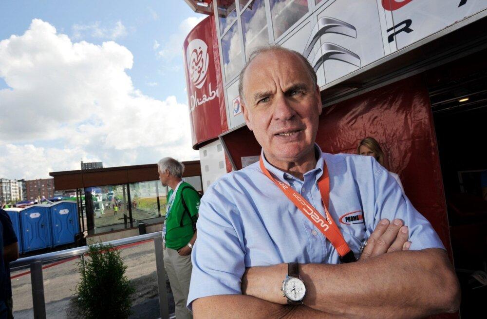 Timo Jouhki on mitu kümnendit Soome ralli hiilguse taga seisnud.