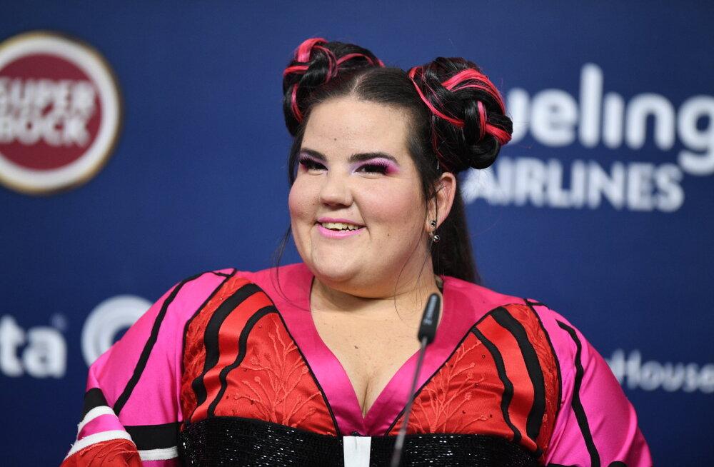 Eelmisel aastal Eurovisiooni võitnud Netta: Eesti on minu unistus! Olen kuulnud, et seal on väga ilus