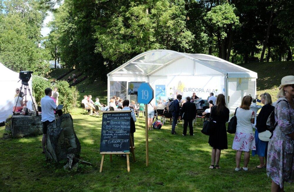 Arvamusfestival 2017 esimene päev