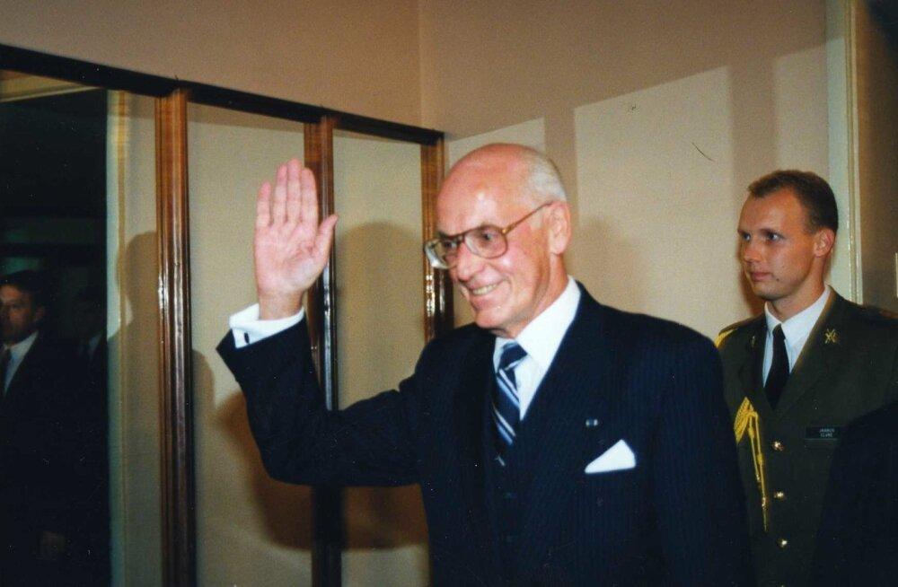 Rein Taagepera: Lennart Meri püüdis näidata end rohkem rahva presidendina, kui ta oli