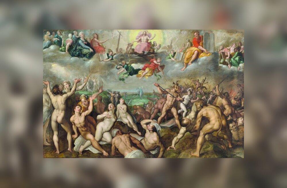 В Кадриорге открываются масштабные выставки искусства маньеризма