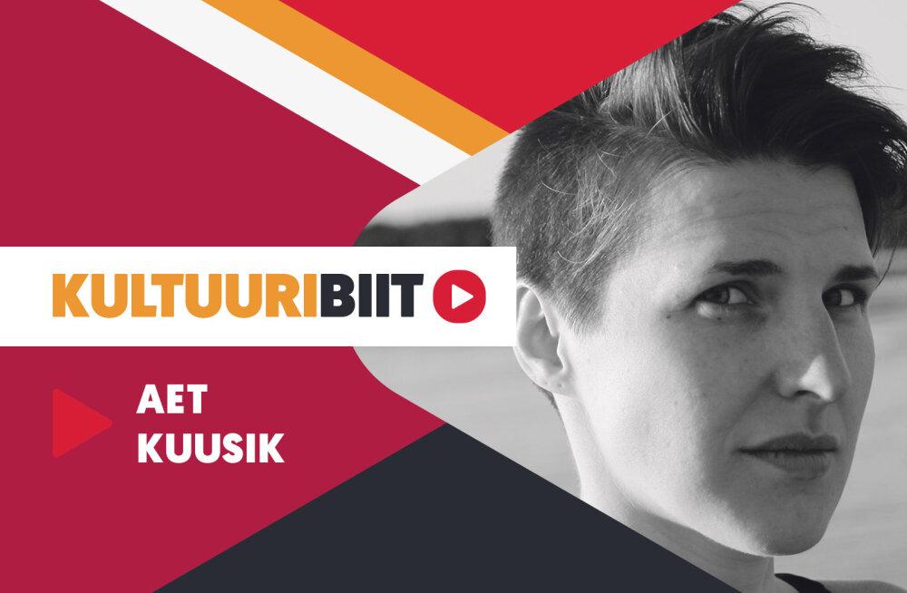 KULTUURIBIIT | Dramaturgi ja feministeeriumi autori Aet Kuusiku playlist