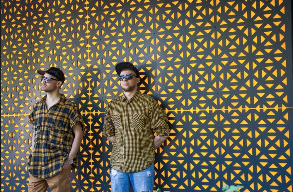 """Elektroonilise muusika duo Candy Drive avaldas debüütsingli """"Same Old Story"""", millel lööb kaasa tuntud blogija Triinu Liis"""
