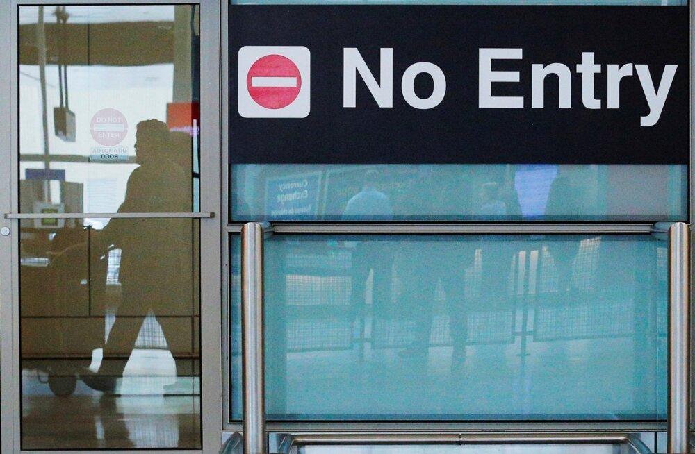 USA ülemkohus lubas Trumpi moslemite reisikeelul täielikult jõustuda