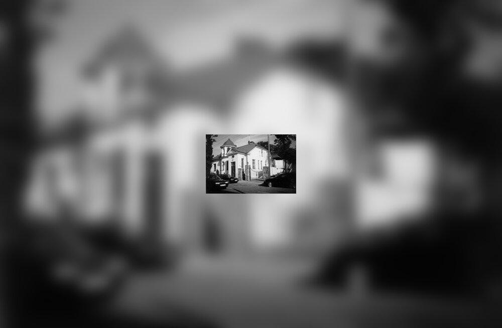 Skandaalid Bergmanni villas