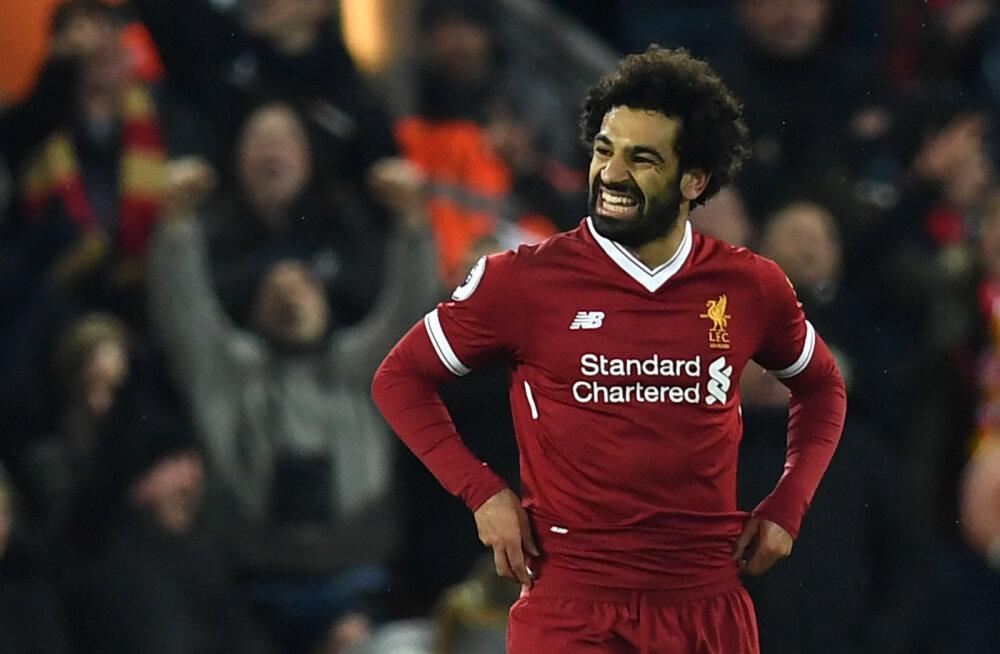 Klavanita mänginud Liverpool sai liigas tähtsa võidu