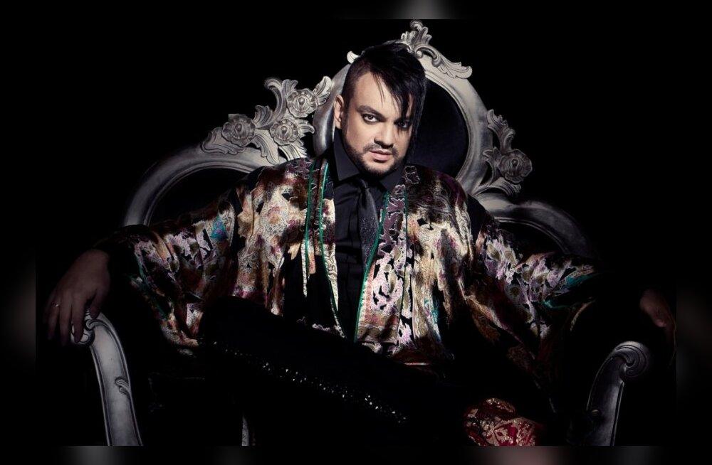 Киркоров отметит юбилей в компании 500 гостей и группы ABBA