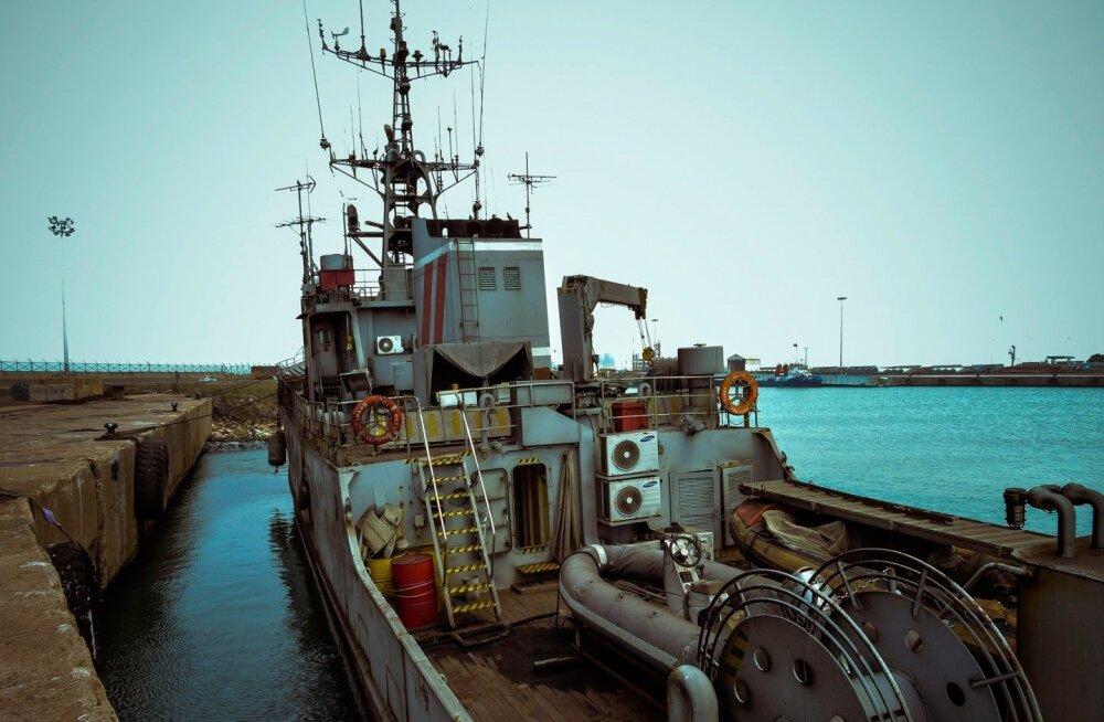 India laevakaitsjad