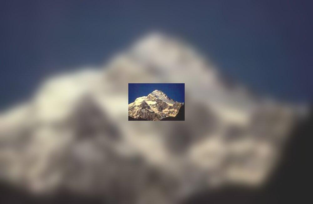 Eestlased vallutasid taas Lõuna-Ameerika kõrgeima mäetipu