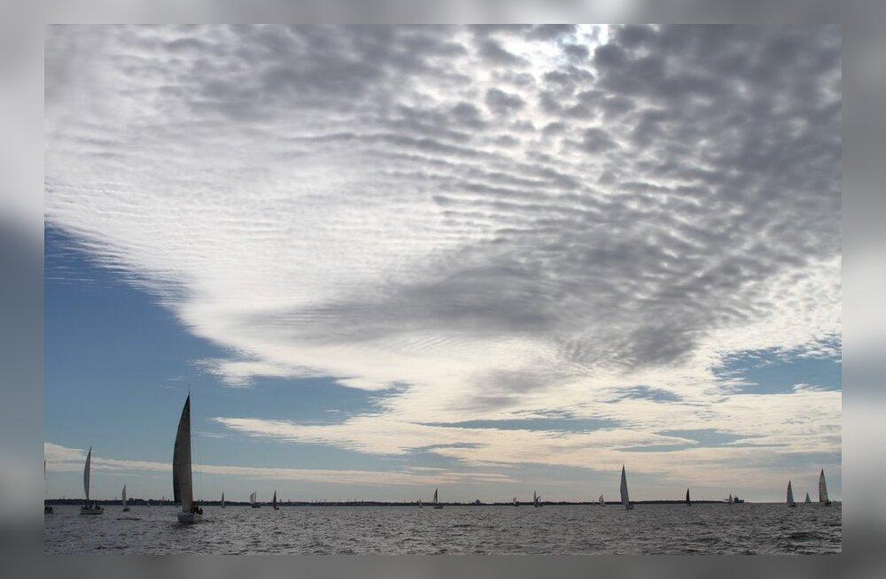 FOTOD: Tuulevaikus kimbutas taas KJK-Garmin kolmapäevaregatti