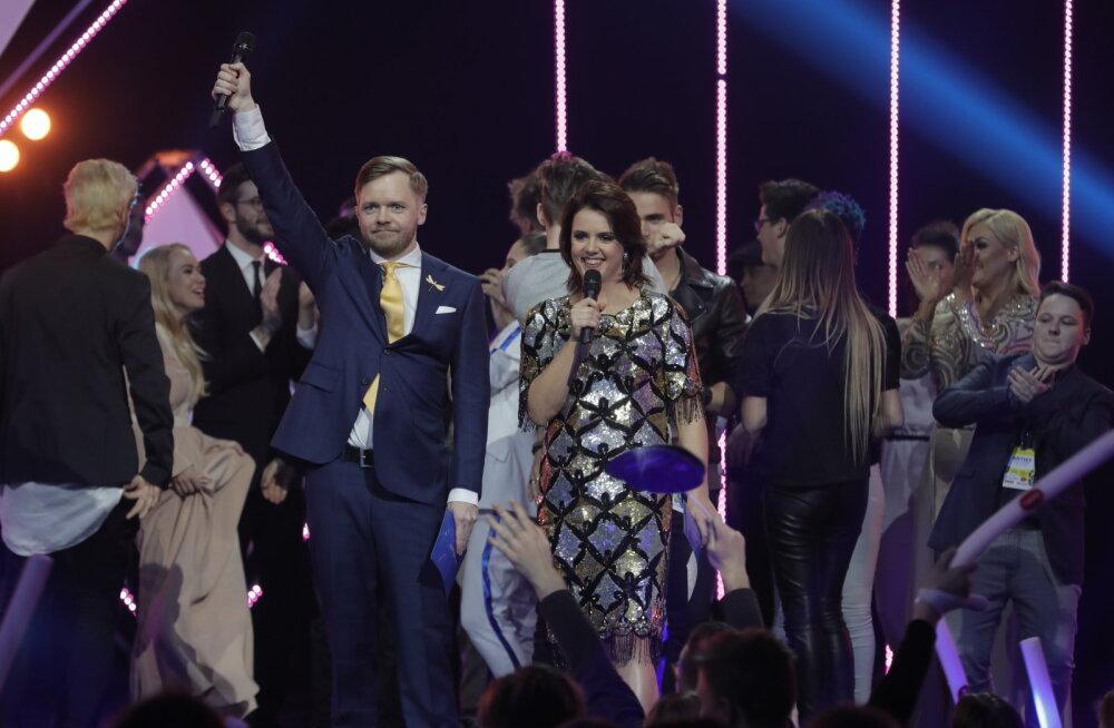BLOGI ja FOTOD Tartust: Kõik 12 finalisti ongi selged! Just nemad asuvad võistlema Eurovisionile pääsu nimel!