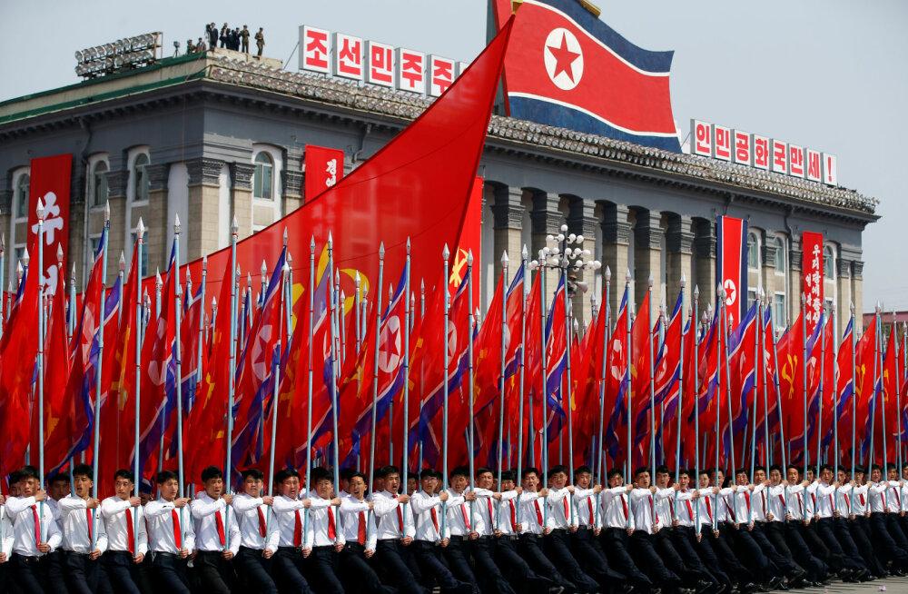США и Южная Корея пригрозили КНДР карательными мерами в случае новых провокаций