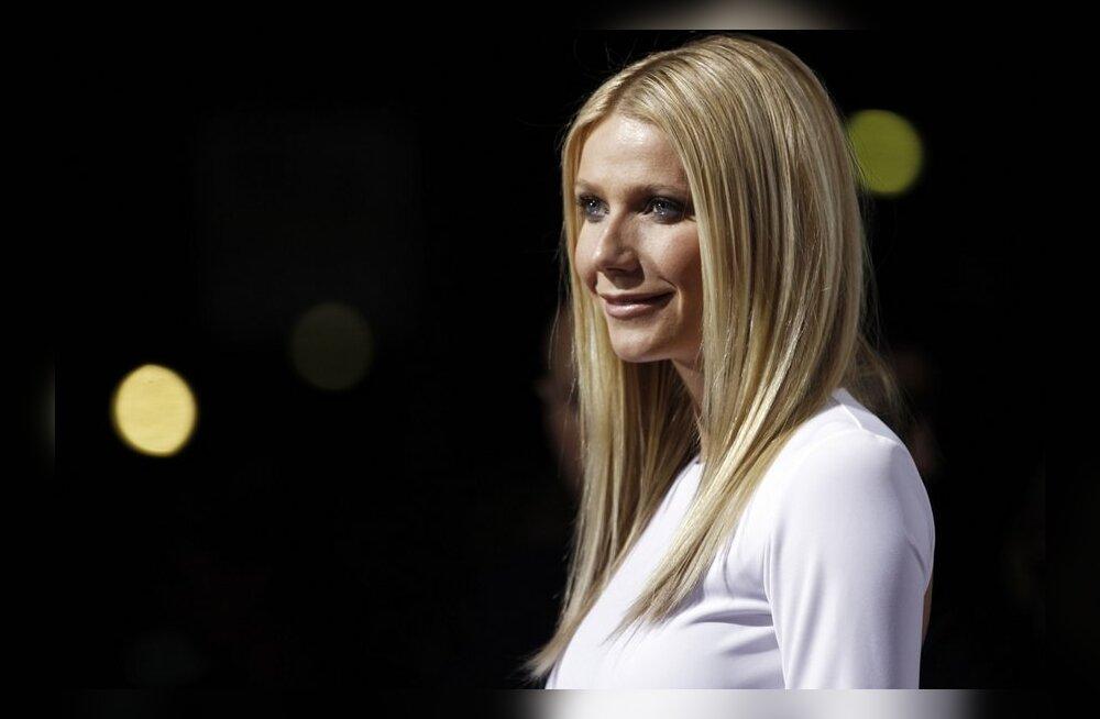 Imekauni figuuriga Gwyneth Paltrow: söön rohkem kui mehed, ausõna!