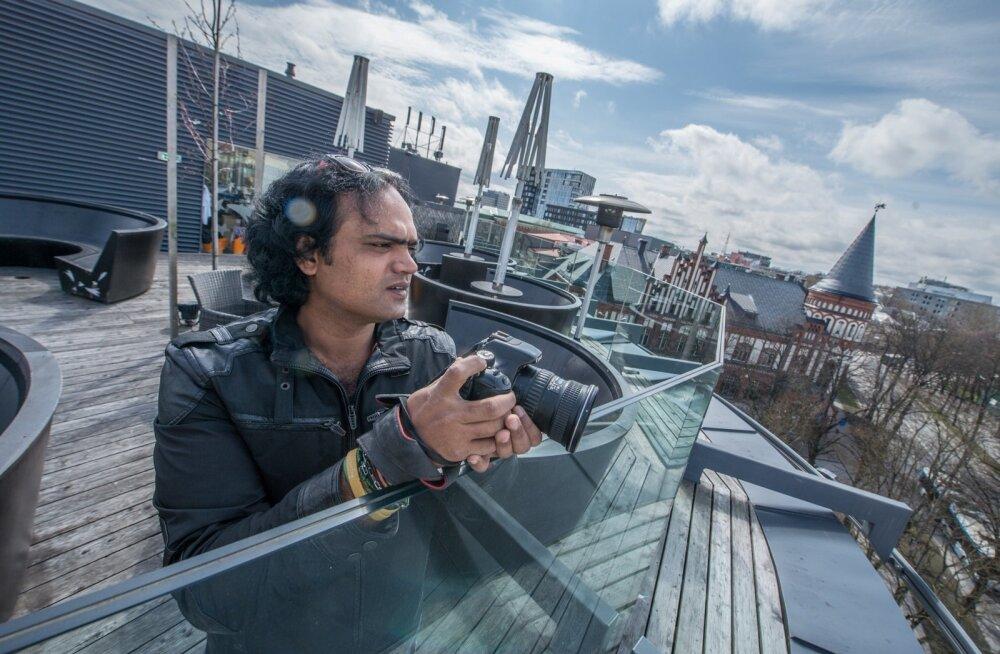 INTERVJUU! Maailmarändur Abhi Surendran räägib Eestist, oma pikast reisist ja et Tallinn on paremini internetiga kaetud linnu üldse