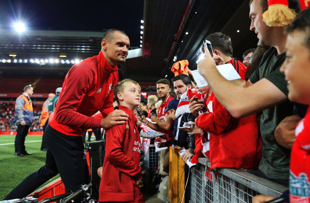 Horvaatiaga MM-finaali jõudnud Lovren teatas Liverpooli juurde naastes klubile halva uudise, Klavanil võib avaneda võimalus