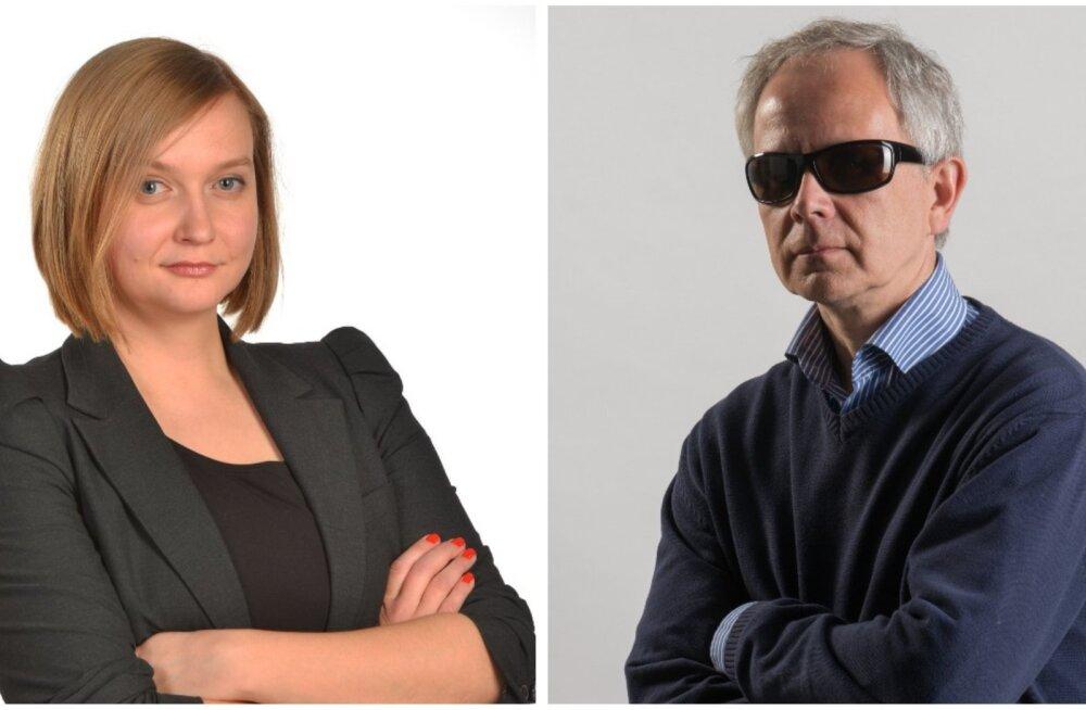 Aasta ajakirjaniku nominentide seas on kaks Ekspress Meedia tegijat: Madis Jürgen ja Ester Vaitmaa