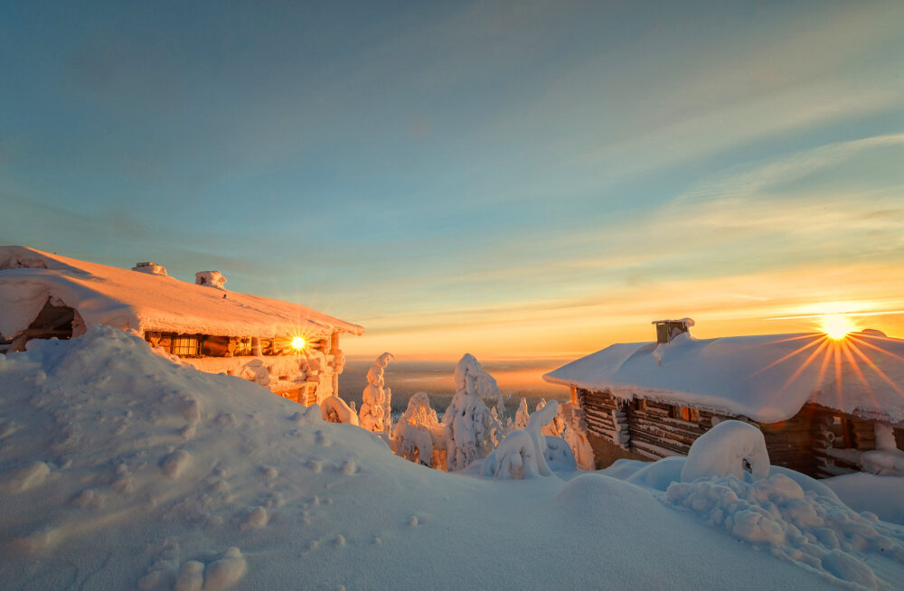 VÕTA TALVELT VIIMAST! Soome lumised nõlvad ootavad