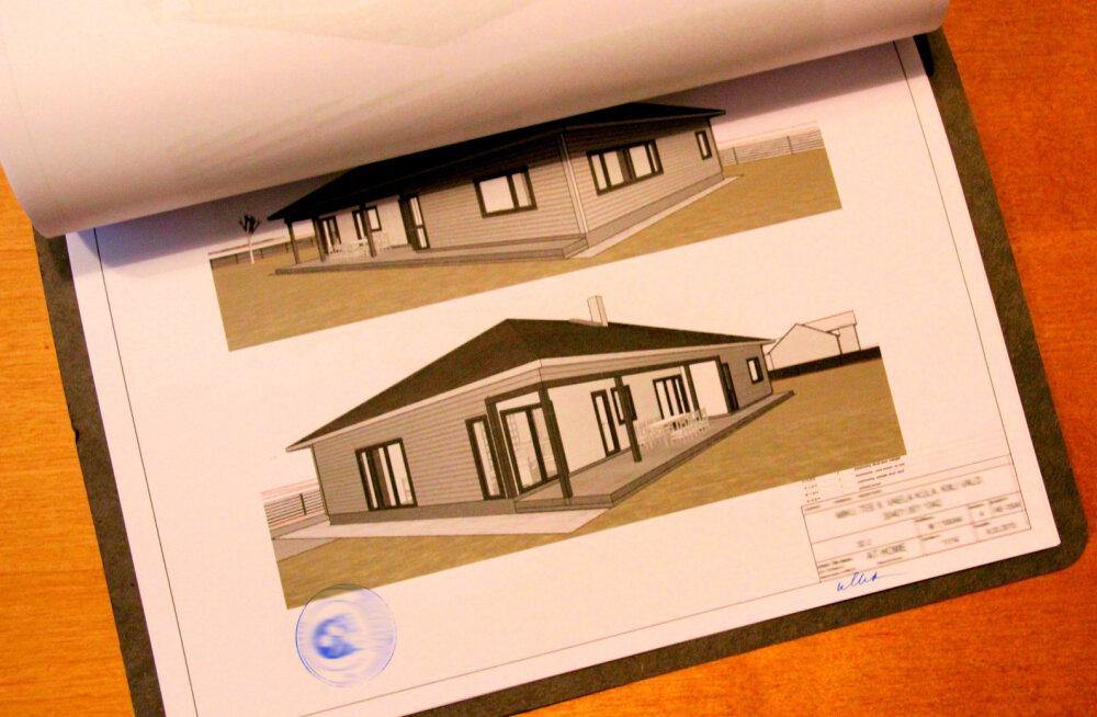 OMA PESA: Maja ehitamise ABC — kuidas kõik algab